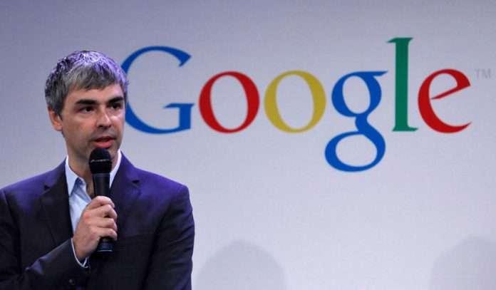 لری پیج موسس گوگل